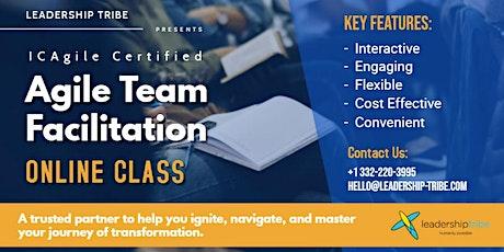 Agile Team Facilitation (ICP-ATF) | Virtual Classes - December  2020 tickets