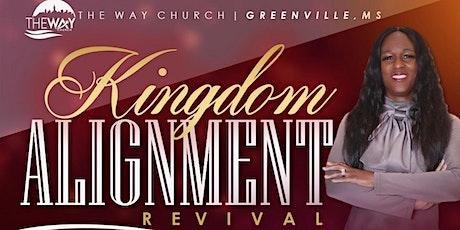 Kingdom Alignment Revival Continuation tickets
