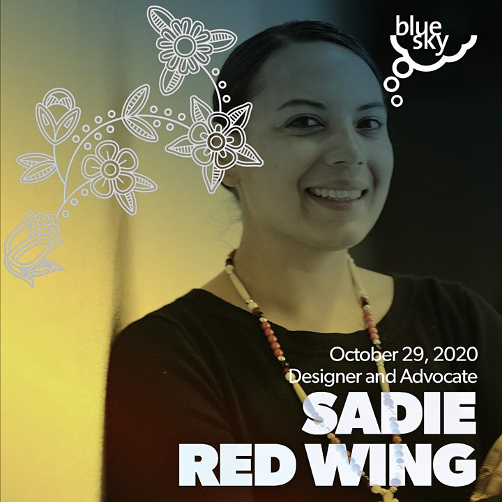 Designing For A Sovereign Nation with Sadie Red Wing image