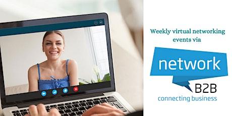 Westerham Virtual Networking Event tickets