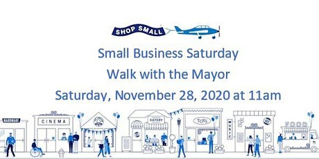 Small Business Saturday Walk tickets