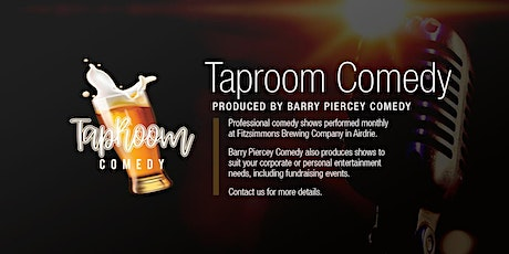 Taproom Comedy Presents:  Dave Nystrom & Friends in Airdrie! tickets