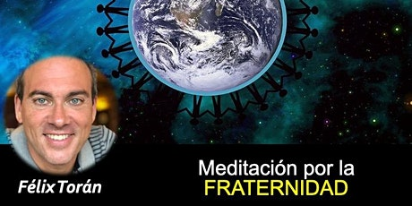 Meditación por la Fraternidad (Zoom) entradas