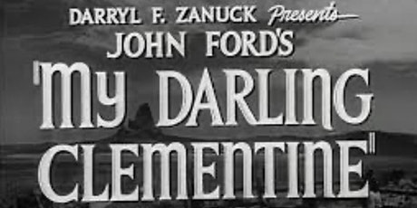 New Plaza Cinema Classic Talk Back:  My Darling Clementine tickets