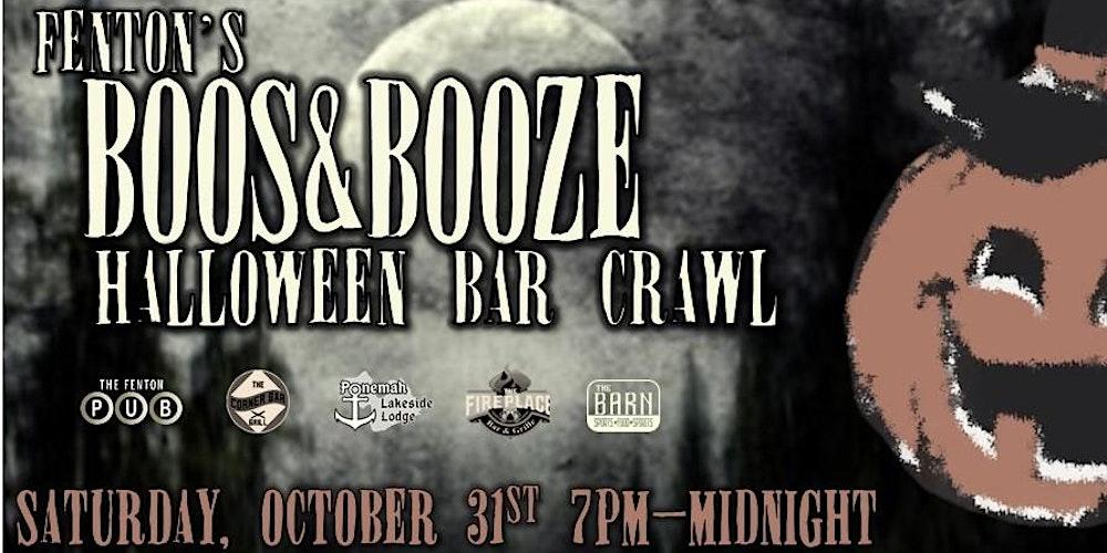 Halloween Bar Crawls 2020 Fenton's Halloween Bar Crawl 2020 Tickets, Sat, Oct 31, 2020 at 7