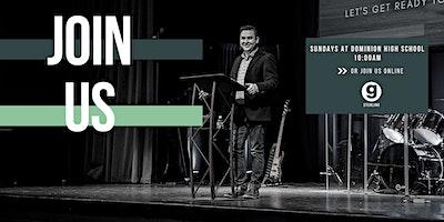Grace Covenant Church-Sterling Sunday Service