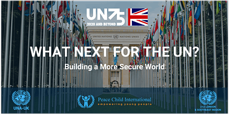 WHAT NEXT FOR THE UN?	   -	Sun 18  Oct to  Sat 24 Oct. tickets