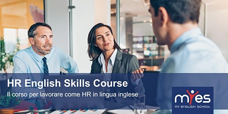 HR English Skills Course – Il corso per lavorare come HR in lingua inglese biglietti