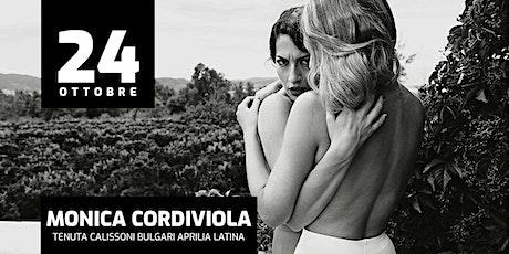 Monica Cordiviola: la sublimazione della sensualità nel ritratto femminile biglietti
