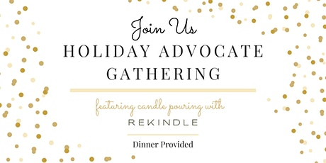 Holiday Advocate Gathering tickets
