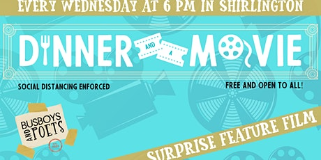 Dinner & a Movie at Busboys and Poets tickets