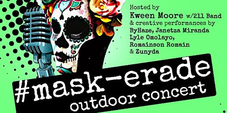 #Mask-erade Outdoor Concert tickets