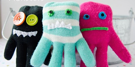 Halloween Glove Monsters tickets