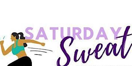 Saturday Sweat tickets