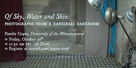 Of Sky, Water and Skin: Photographs from a Zanzibari Darkroom tickets