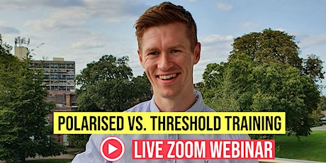 Polarised vs. Threshold Training : What Does The Latest Science Say? tickets