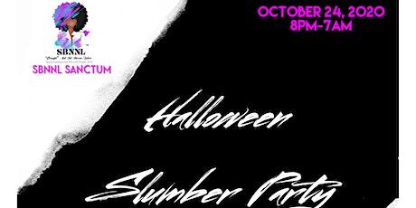 SBNNL Sanctum Event: Halloween Slumber Party tickets