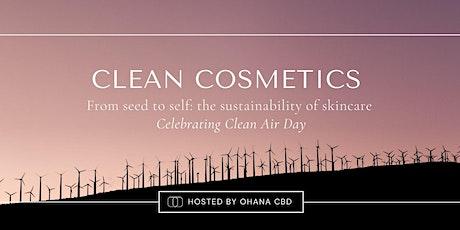 Ohana Talks: Clean Cosmetics tickets