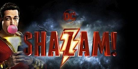 QUANTICO - Movie:  SHAZAM! tickets