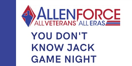 You Don't Know Jack Game Night tickets