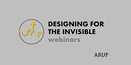 Designing for the Invisible - wind microclimate webinar tickets