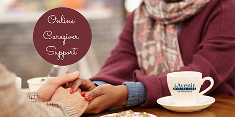Caregiver Online Support Group tickets