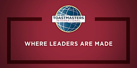 Leveraging the Toastmasters Brand (Club Marketing Series) tickets