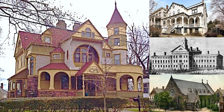 'The Victorian Era Legacy of Stapleton Heights, Staten Island' Webinar tickets