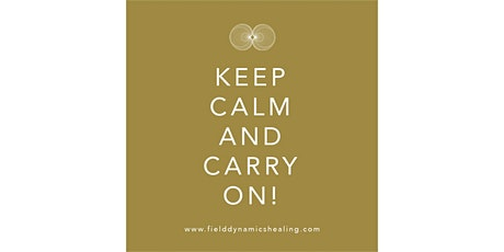 Keep Calm and Carry On! tickets