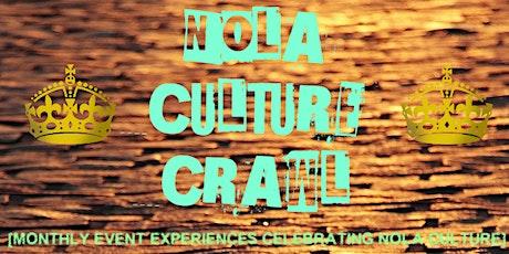 NOLA Culture Crawl tickets