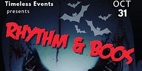 Rhythm & Boos Halloween Bash tickets