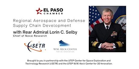 Regional Aerospace and Defense Supply Chain Development tickets