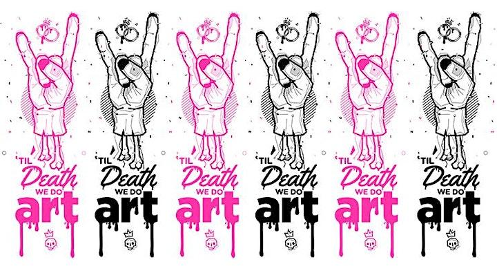 DRIP Artshow    Atlanta    The New Visual Gallery Experience image