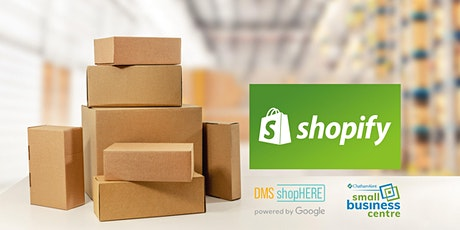 Webinar: Shopify and Shipping: What you need to know tickets