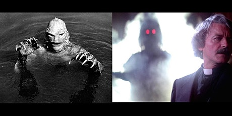 Outdoor Double Feature: Creature From the Black Lagoon & The Fog tickets