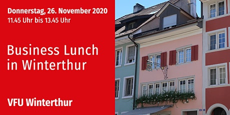 Business-Lunch, Winterthur, 26.11.2020 Tickets