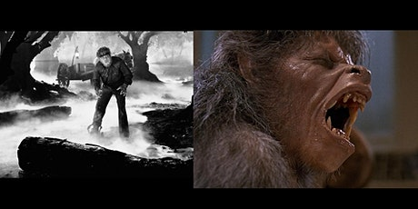 Outdoor Double Feature: Wolfman & An American Werewolf in London tickets