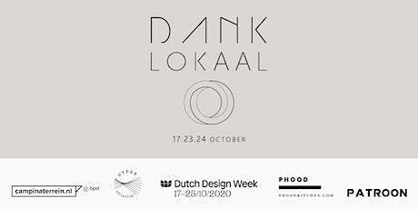 Applescal @ Het Danklokaal - Dutch Design Week 2020 tickets