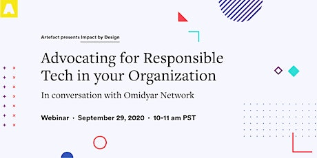 How to Advocate for Responsible Tech in Your Organization tickets