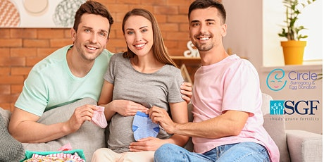 The Basics of Surrogacy & IVF -Circle Surrogacy & Shady Grove Fertility MD tickets