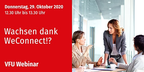VFU Webinar am 29.10.2020 (online) Tickets