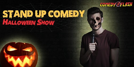 Halloween Stand Up Comedy - Comedyflash Show in Berlin Prenzlauer Berg Tickets