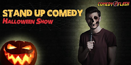 Halloween Comedyflash - Die Stand Up Comedy Show in Berlin Prenzlauer Berg Tickets
