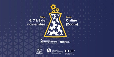 Startup Weekend Social Innovation Online boletos