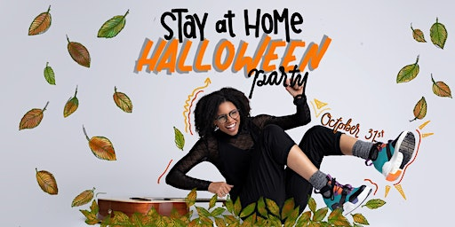The Stay-at-Home Halloween Party