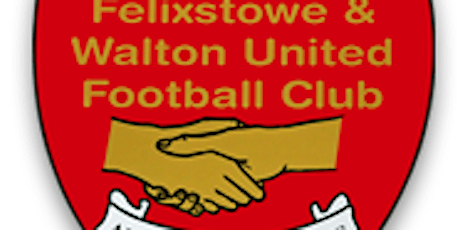 Felixstowe & Walton United v Coggeshall Town- Saturday 3rd October tickets