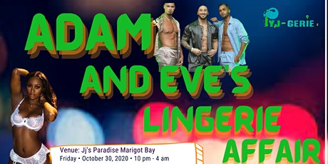 Adam and Eve's Lingerie Affair tickets
