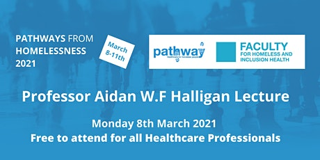 Professor Aidan Halligan Memorial Lecture tickets