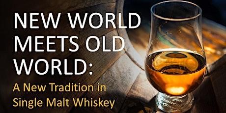 Bruichladdich / Westland Virtual Whisky Masterclass tickets
