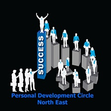 Personal Development Circle North East logo